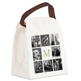 Monogram Canvas Lunch Bag