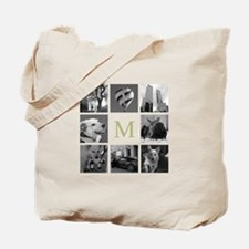 Your Photos Here - Photo Block Tote Bag