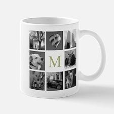 Your Photos Here - Photo Block Mugs