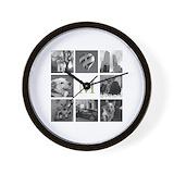 Monogram Basic Clocks