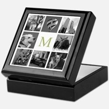 Your Photos Here - Photo Block Keepsake Box