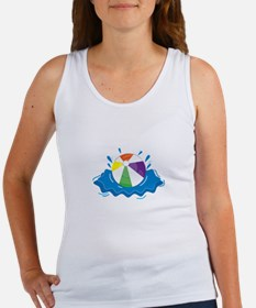 Beach Ball Tank Top