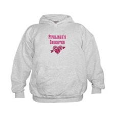 pipeliners daughter Hoodie