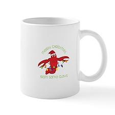 Merry Christmas for santa claws Mugs
