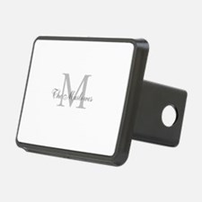 Monogrammed Duvet Cover Hitch Cover