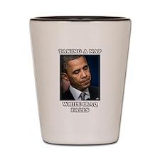 Cute Impeach Shot Glass