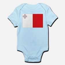 Maltese flag Infant Bodysuit
