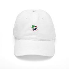 Chirstmas in paradise Baseball Baseball Cap