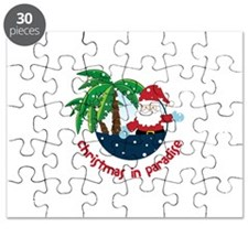 Chirstmas in paradise Puzzle