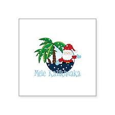 MELE KALIKIMAKA Sticker