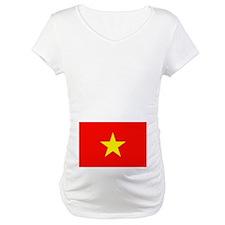 Maternity Dual Vietnam T-Shirt