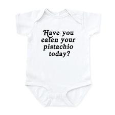 pistachio today Infant Bodysuit