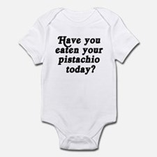 pistachio today Infant Bodysuit