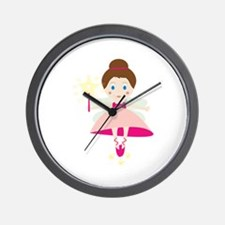 Tooth Fairy Wall Clock