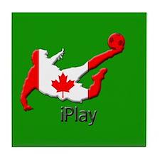iPlay Canada Tile Coaster