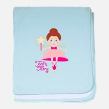 Tooth Fairy baby blanket
