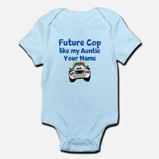 Future Cop Like My Auntie (Custom) Body Suit