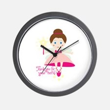Thank You For Your Tooth! Wall Clock