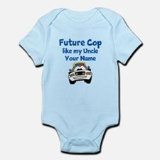 Future Cop Like My Uncle (Custom) Body Suit