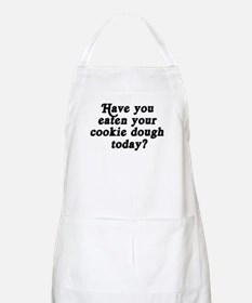 cookie dough today BBQ Apron