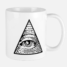 Eye of Providence Mugs