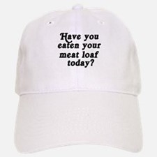 meat loaf today Baseball Baseball Cap