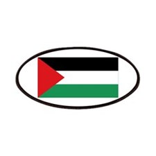 Palestinian Flag Patches