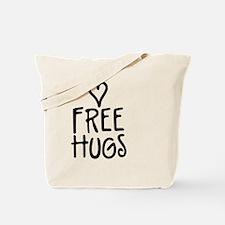 Cute Hug Tote Bag