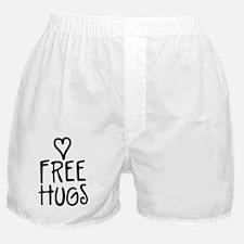 Cute Hug Boxer Shorts