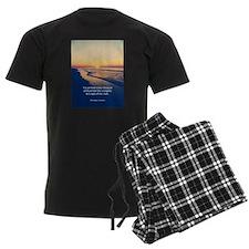 Christopher Columbus Quote Pajamas