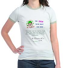 St Potrickism #72: Cookbooks T-Shirt