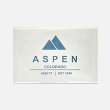 Aspen Ski Resort Colorado Magnets