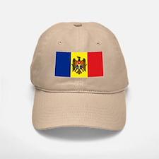 Moldovan flag Baseball Baseball Cap