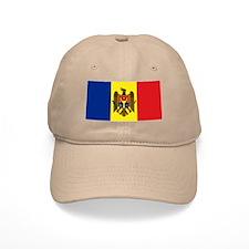 Moldovan flag Baseball Cap