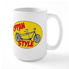 Oppan Tandem Style Mugs