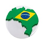 Brasil Flag Map 3.5