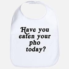 pho today Bib