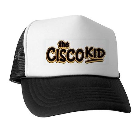 Cisco Kid Trucker Hat