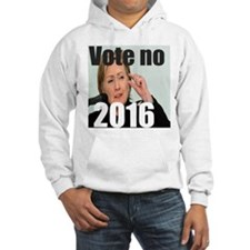 Vote no on ms Clinton Hoodie