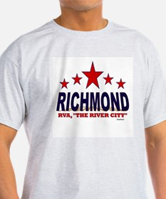 Richmond, RVA The River City T-Shirt