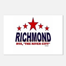 Richmond, RVA The River C Postcards (Package of 8)
