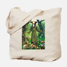st ladybird of assisi Tote Bag