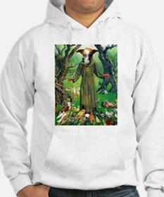 st ladybird of assisi Hoodie