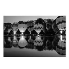 Hot Air Balloons Postcards (Package of 8)
