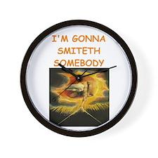 smite Wall Clock
