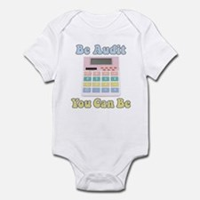 Be Audit You Can Be Infant Bodysuit