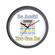 Be Audit You Can Be Wall Clock
