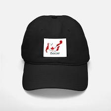 iSoccer Canada Baseball Hat