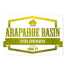 Arapahoe Basin Ski Resort Colorado Postcards (Pack