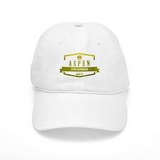 Aspen Ski Resort Colorado Baseball Baseball Cap